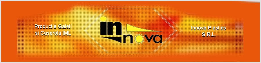 INNOVA PLASTICS Logo