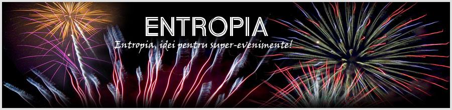Entropia - artificii Logo