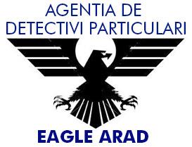 AGENTIA DE DETECTIVI PARTICULARI EAGLE ARAD Logo