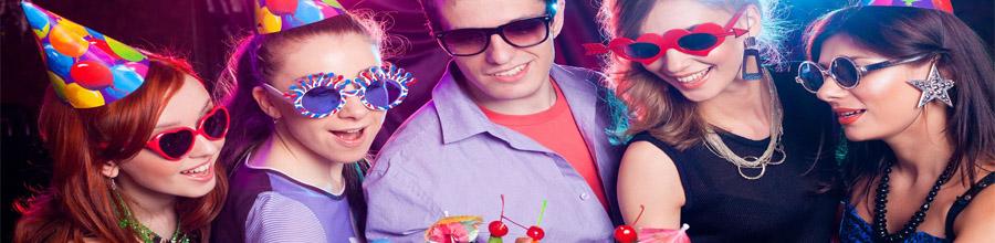 Partymagia.ro Articole si accesorii de petrecere Bucuresti Logo