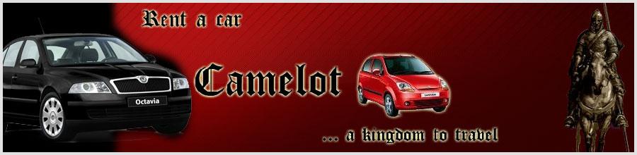 CAMELOT COMPANY Logo