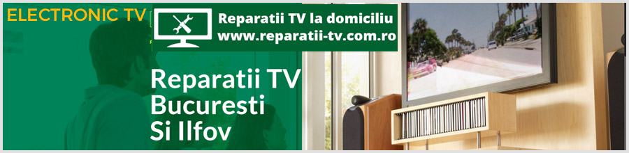 ELECTRONIC TV Reparatii televizoare Non Stop Logo