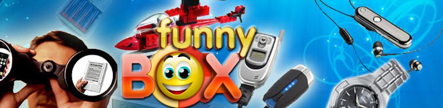 FUNNYBOX Logo