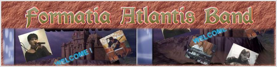 Atlantis Band Logo