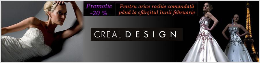 CREAL DESIGN Logo