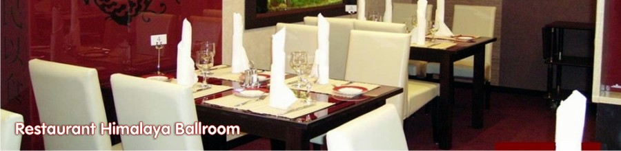Restaurant Himalaya Ballroom Logo