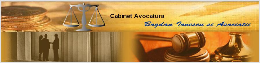 Cabinet Avocatura IONESCU BOGDAN SI ASOCIATII Logo