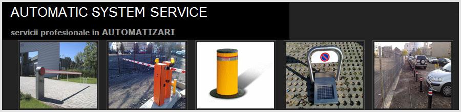 Automatic System Service Logo