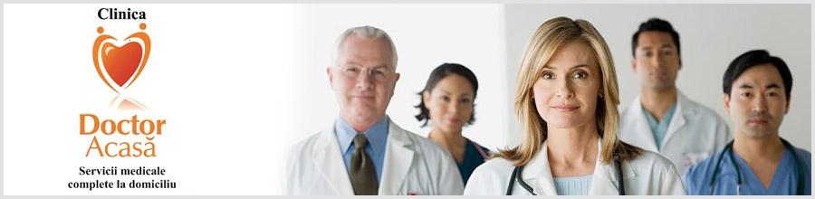 CLINICA DOCTOR ACASA Logo