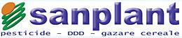 SANPLANT SERV 2005 Logo