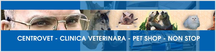 Centrovet-cabinet veterinar-Bucuresti Logo