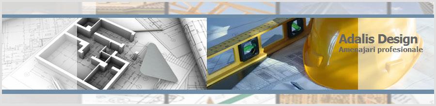 Adalis Design Concept, Bucuresti - Amenajari interioare si exterioare Logo