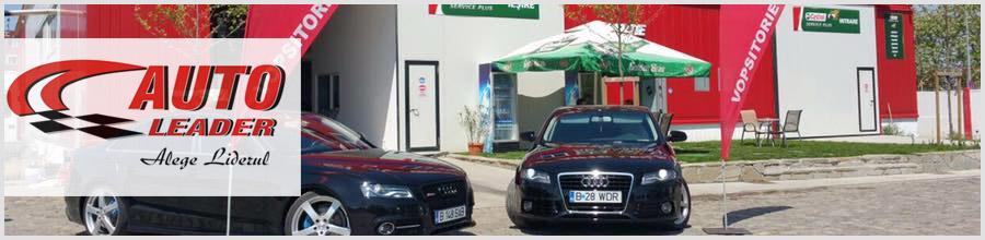 AUTO LEADER EXPIM service auto Bucuresti Logo