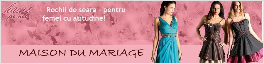 MAISON DU MARIAGE Logo
