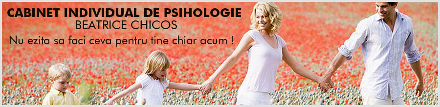 Cabinet Individual de Psihologie PSIFAMILIE - Chicos Beatrice Logo