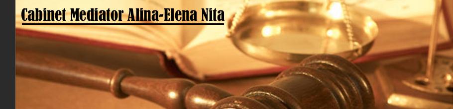 Alina Elena Nita - Cabinet Mediator Logo