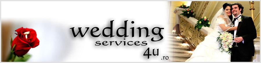 Wedding Services 4U Logo