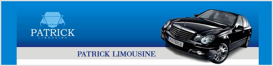 PATRICK LIMOUSINE Logo