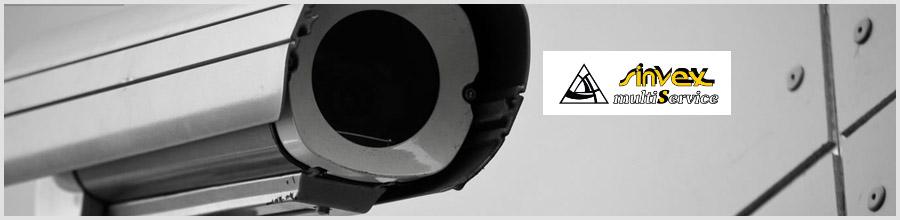 SINVEX MULTISERVICE Profesionistii sistemelor de securitate Prahova Logo