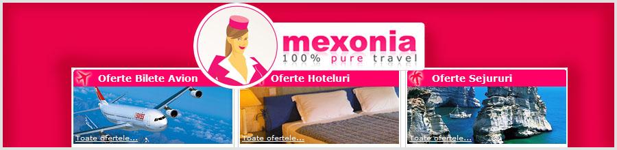 MEXONIA Logo