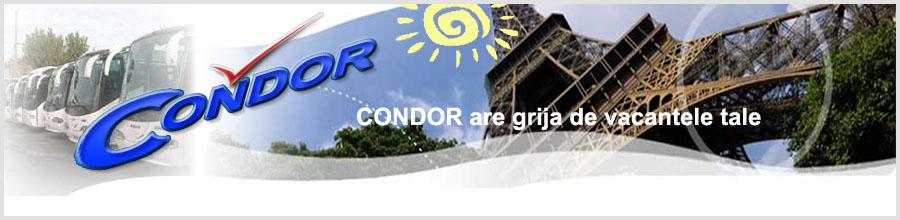 AGENTIA DE TURISM CONDOR Logo