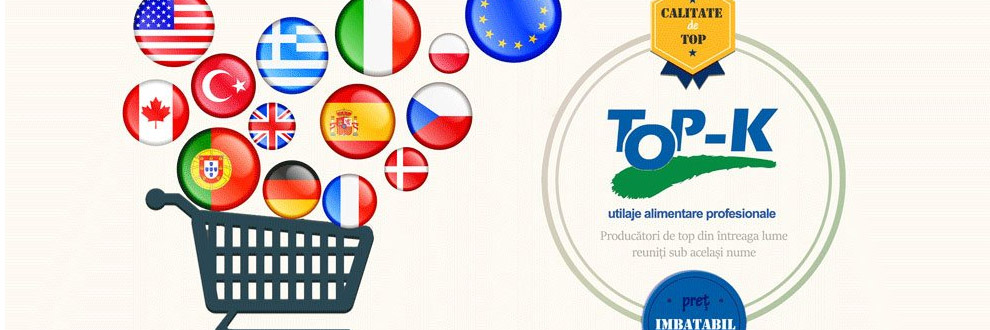 TOPK utilaje horeca Logo