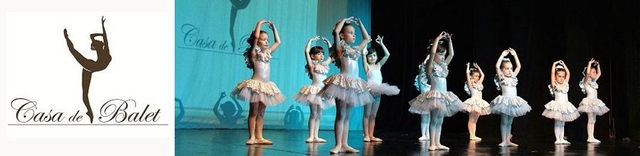 Casa de Balet Logo