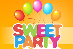 SWEET PARTY Logo
