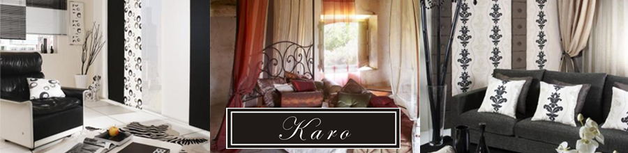 Karo Boutique, Bucuresti - Perdele, draperii, tapet, tapiterii Logo