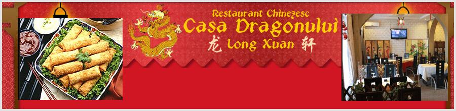 Restaurant CASA DRAGONULUI Logo