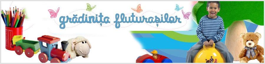 Gradinita si After-School Fluturasilor Logo