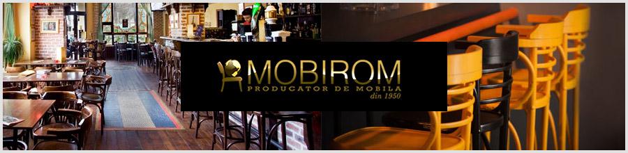 MOBIROM mobila online Caras Severin Logo