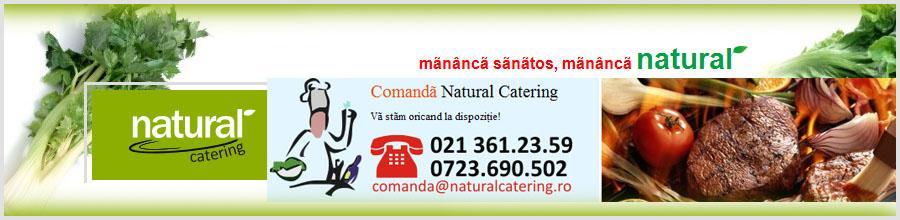 Natural Catering, Catering zilnic si evenimente - Vidra / lfov Logo