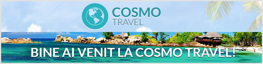 Cosmo Travel Logo