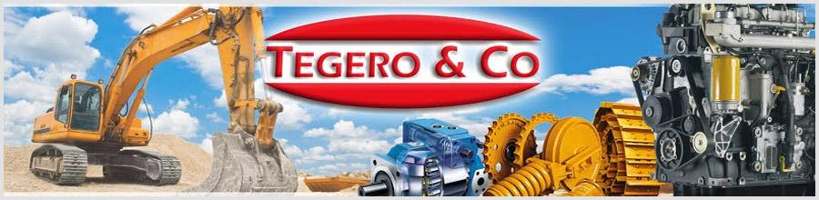 TEGERO & CO Sibiu - Utilaje de constructii si piese de schimb Logo