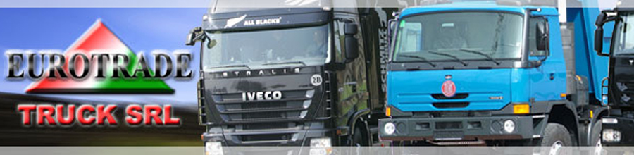 EUROTRADE TRUCK Logo