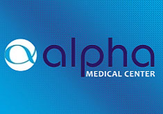 CENTRUL MEDICAL ALPHA Logo