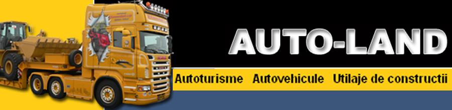 AUTO LAND Logo
