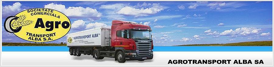 Agrotransport Alba - Transport rutier de marfuri, service, reparatii auto, Alba Iulia Logo