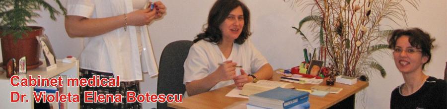Cabinet de homeopatie si acupunctura Bucuresti- Dr. Violeta Botescu Logo