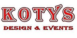 Kotys Design & Events Logo