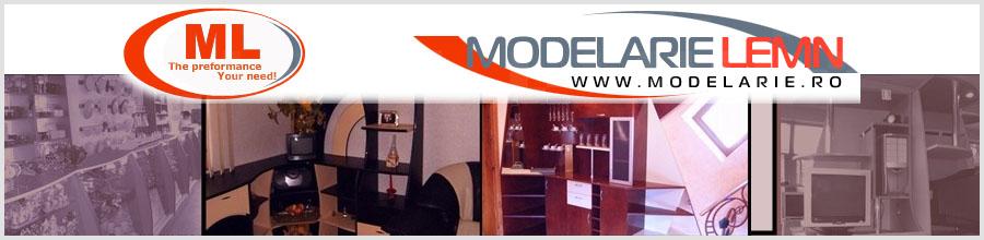 MODELARIE LEMN Logo