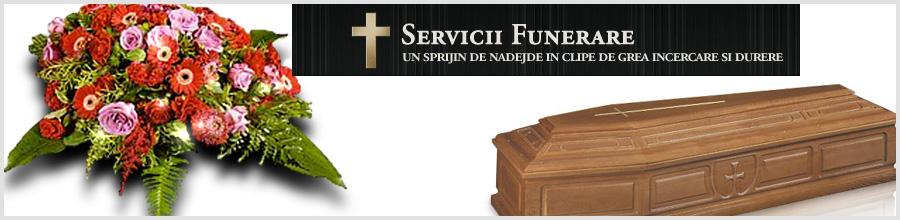 Dani Funerare - servicii funerare Bucuresti Logo
