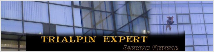 TRIALPIN EXPERT Logo
