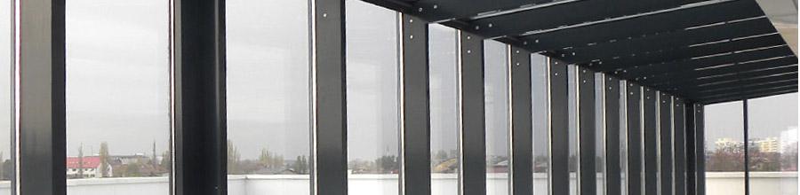 Fabrica De Hale Hiparion, Constructii si structuri metalice - Bucuresti Logo