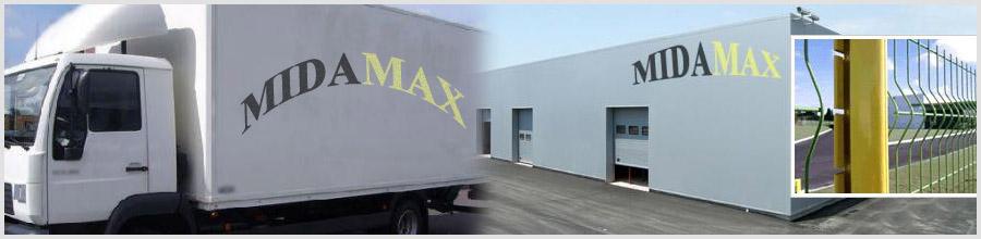 MIDAMAX Logo