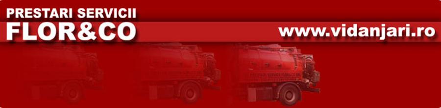 PRESTARI SERVICII FLOR&CO Logo