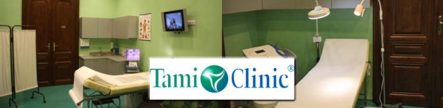 Tami Clinic Logo