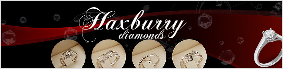 HAXBURRY DIAMONDS Logo