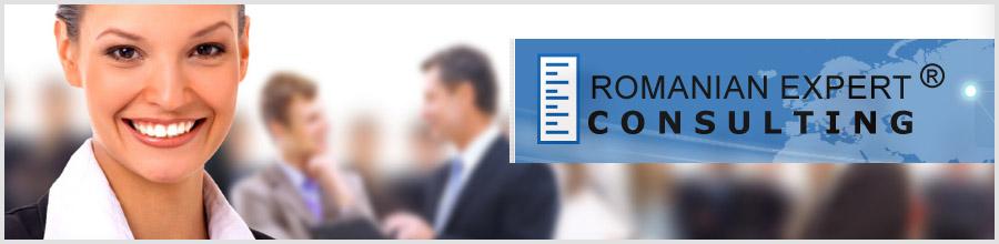 Romanian Expert Consulting Logo